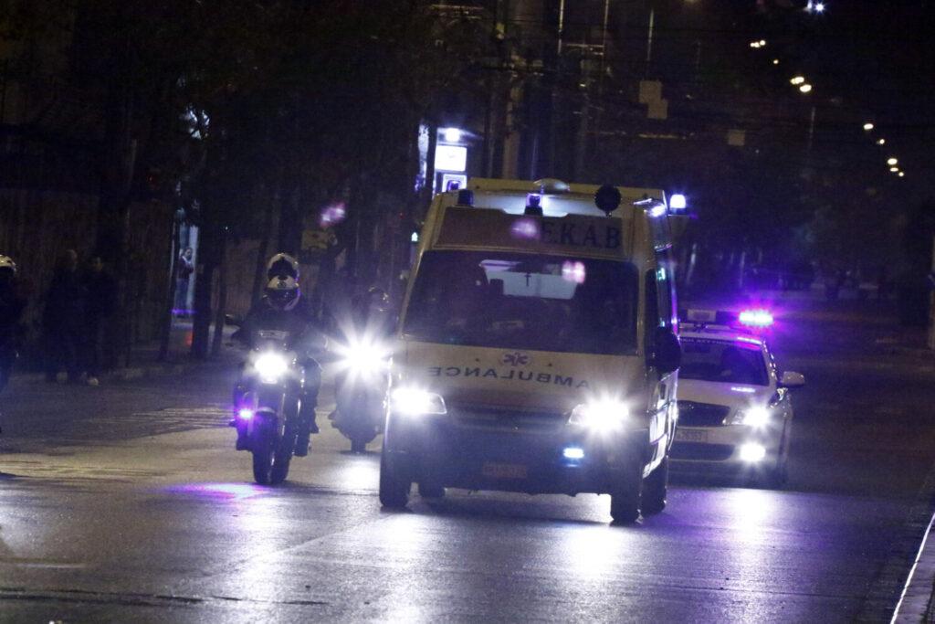 Δολοφόνησαν γυναίκα στην Αγία Βαρβάρα (video)