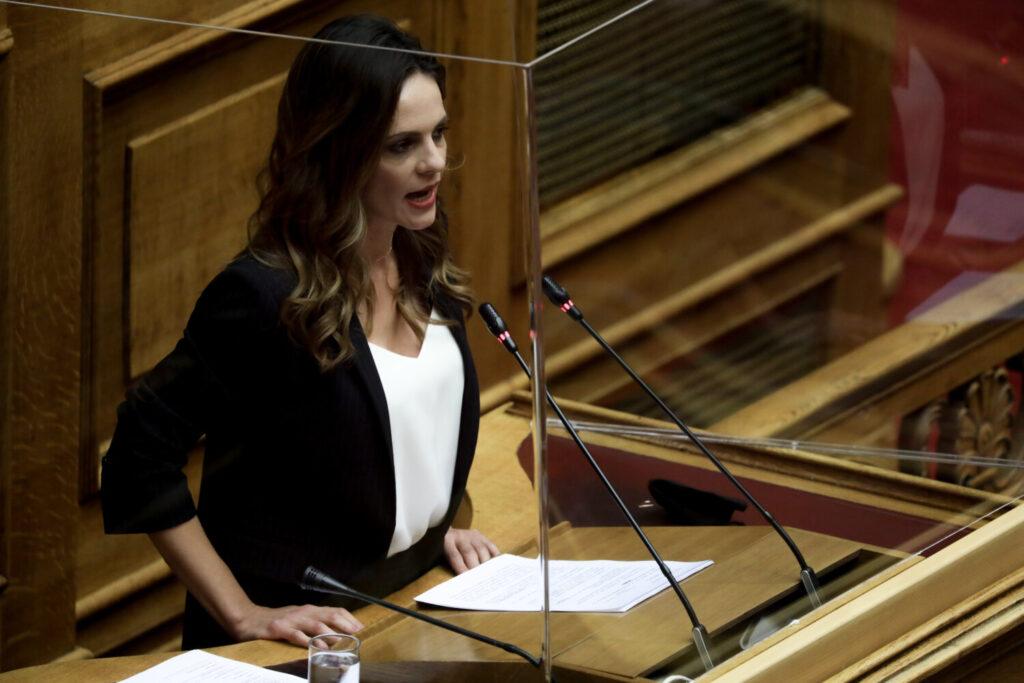 Αχτσιόγλου: «Η Κομισιόν προωθεί μέτρα για νοικοκυριά και επιχειρήσεις ενάντια στην ενεργειακή κρίση, ο κ. Μητσοτάκης αδιαφορεί»