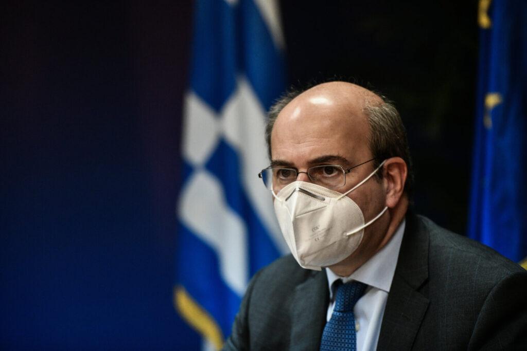 Χατζηδάκης: Προκαλούν κατάπληξη οι δηλώσεις ΣΥΡΙΖΑ για εργασιακό μεσαίωνα (ηχητικό)