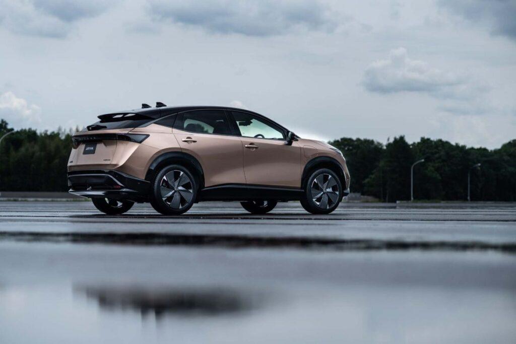 Nissan ARIYA: Ξεκίνησαν οι πρώτες οδηγικές δοκιμές στην Ιαπωνία