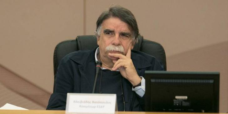Βατόπουλος: Το ζήτημα με τα rapid test και τα οδοντιατρεία θα διευθετηθεί