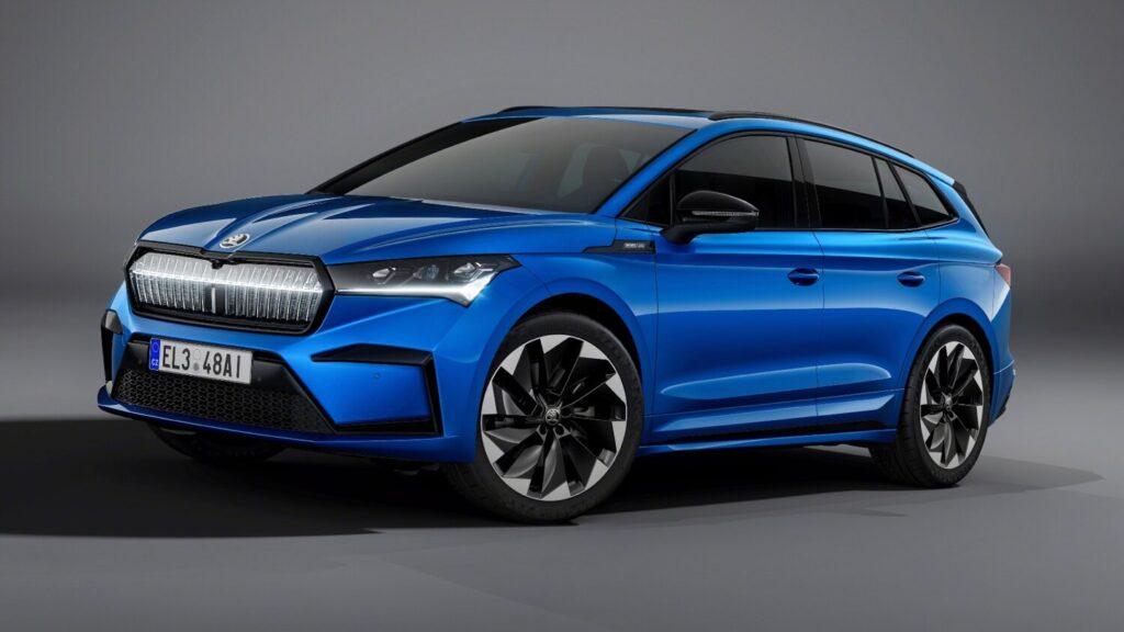 Skoda Enyaq iV Sportline: Και σπορ έκδοση για το νέο ηλεκτρικό SUV