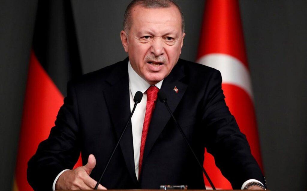 Απτόητος ο Ερντογάν: «Το ναυτικό μας δεν αφήνει περιθώριο σε όσους έχουν βλέψεις»