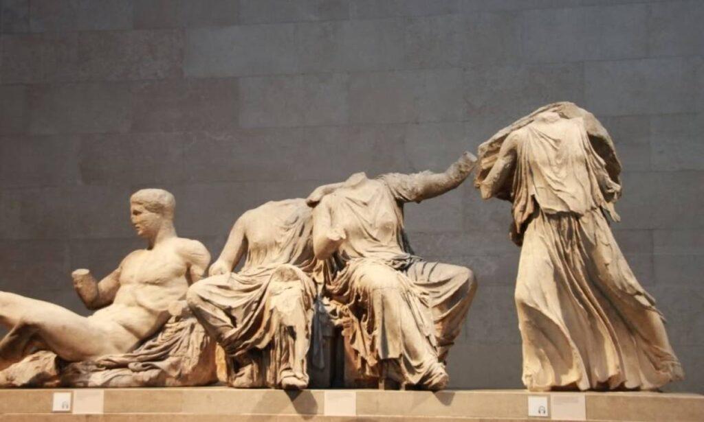 Μενδώνη σε Βρετανικό Μουσείο: Επιστρέψτε τα γλυπτά του Παρθενώνα -Επικίνδυνες οι συνθήκες φύλαξής τους