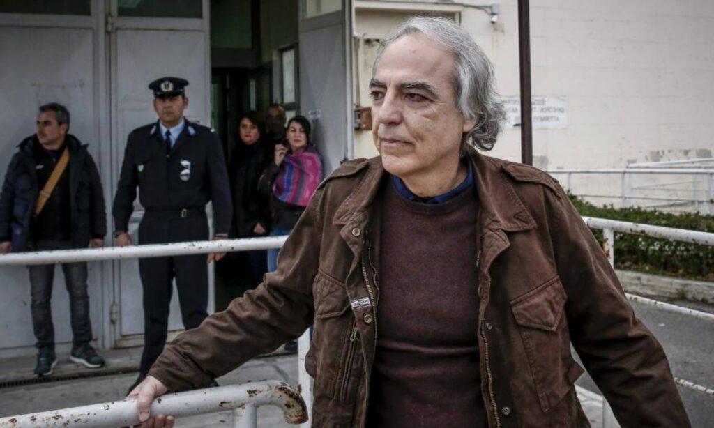 110 αστυνομικοί για τη φύλαξη του νοσοκομείου που βρίσκεται ο Κουφοντίνας