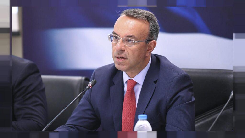 Σταϊκούρας για ΕΛΣΤΑΤ: Επιβεβαιώνεται η ισχυρή ανάκαμψη της ελληνικής οικονομίας