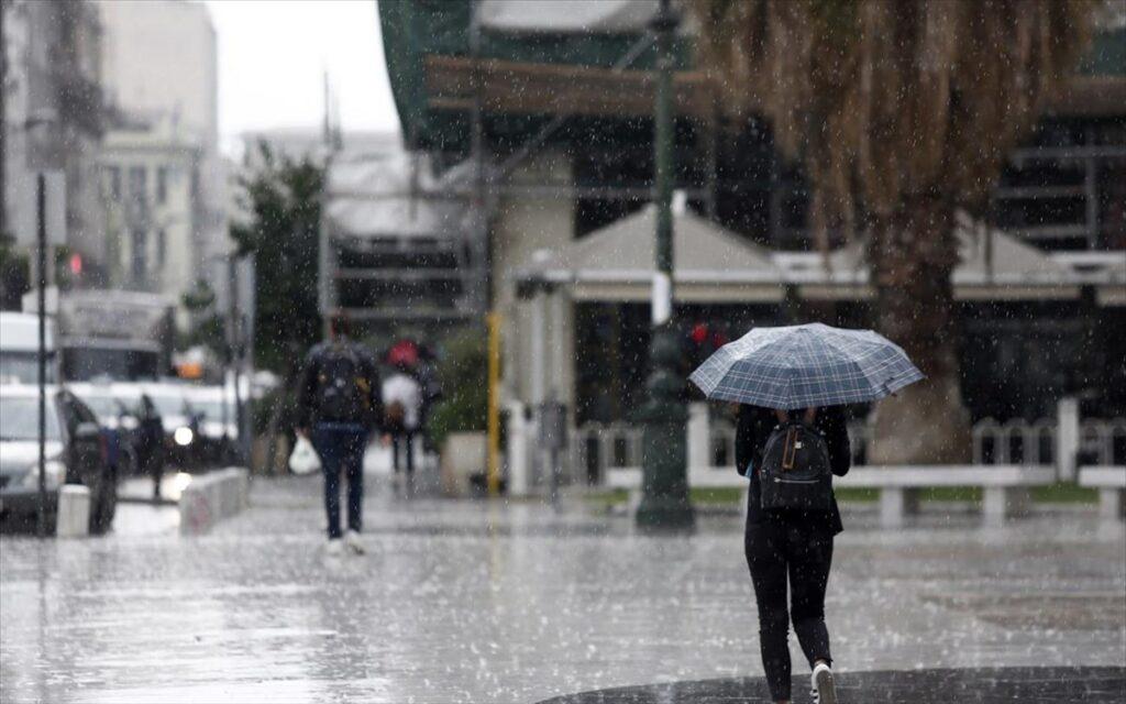 Συνεχίζονται οι βροχές – Η κακοκαιρία «Μπάλλος» θα επηρεάσει τη χώρα από την Πέμπτη 14 Οκτωβρίου