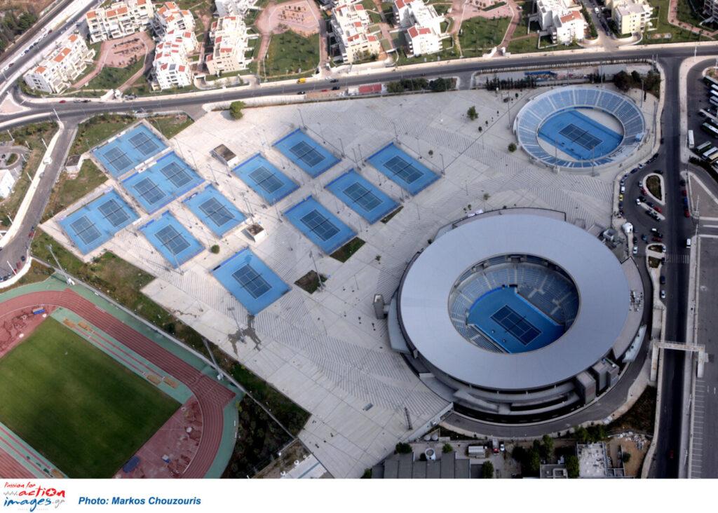 Τα φιλέτα του ΟΑΚΑ και οι δύο δισεκατομμυριούχοι που πήραν τα 16 γήπεδα τένις στην Καλογρέζα