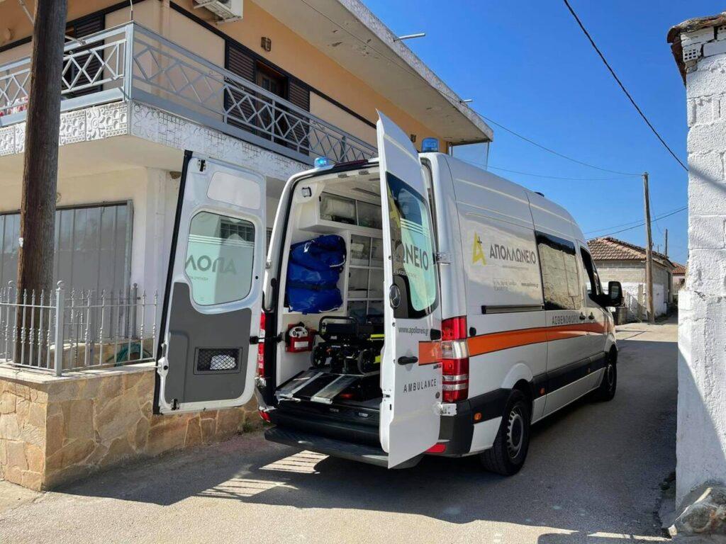 Σεισμός στην Ελασσόνα: Εδώ κατοικούσε ο ηλικιωμένος που απεγκλωβίστηκε (εικόνες)