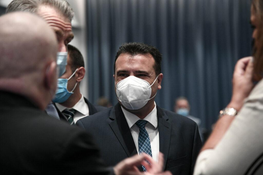 Βόρεια Μακεδονία: Ψήφο εμπιστοσύνης έλαβε ο Ζόραν Ζάεφ