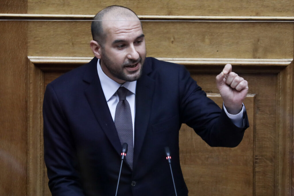 Δημ. Τζανακόπουλος: «Πρέπει να ξηλωθεί το κουβάρι της διαπλοκής Μεγάρου Μαξίμου με συγκεκριμένες εταιρείες δημοσκοπήσεων»