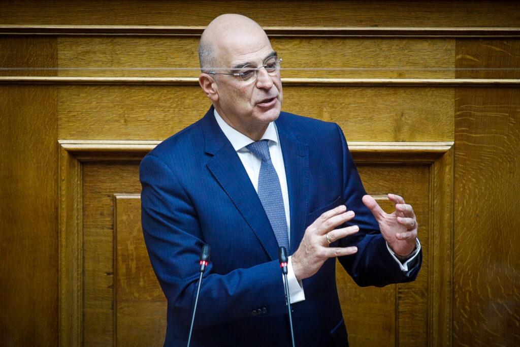 Δένδιας: Η Ελλάδα εμβαθύνει τις σχέσεις της με τις χώρες του Κόλπου