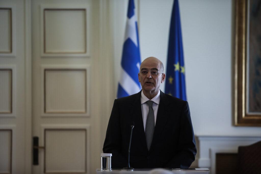 Μήνυμα σε Τουρκία από Δένδια: «Δεν υπάρχει λύση δύο κρατών στην Κύπρο – Η λύση είναι η ενοποίηση»