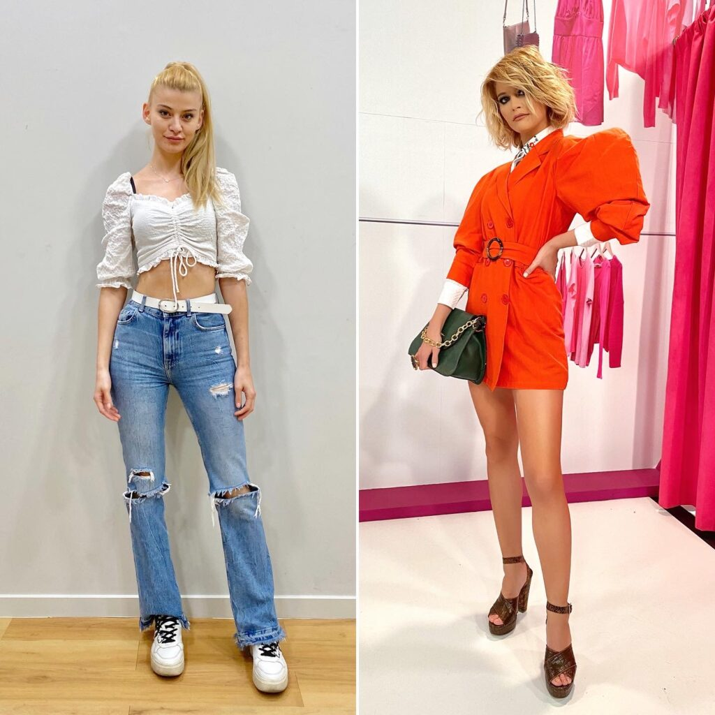 """Style Me Up»: Η «μεταμόρφωση» της Τζωρτζίνας σε πραγματικό μοντέλο και η συγκίνηση της Υβόννης Μπόσνιακ! (video)"