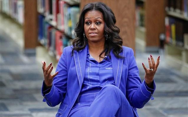 Η Μισέλ Ομπάμα μιλά για την κατάθλιψη που πέρασε λόγω του lockdown: «Να μιλάμε περισσότερο για την ψυχική υγεία»