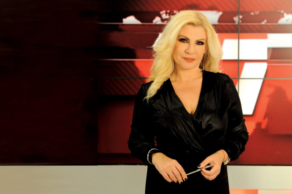 ΕΡΤ1:  Ο Κωστής Χατζηδάκης στην εκπομπή «ΕΠΤΑ» με τη Βάλια Πετούρη