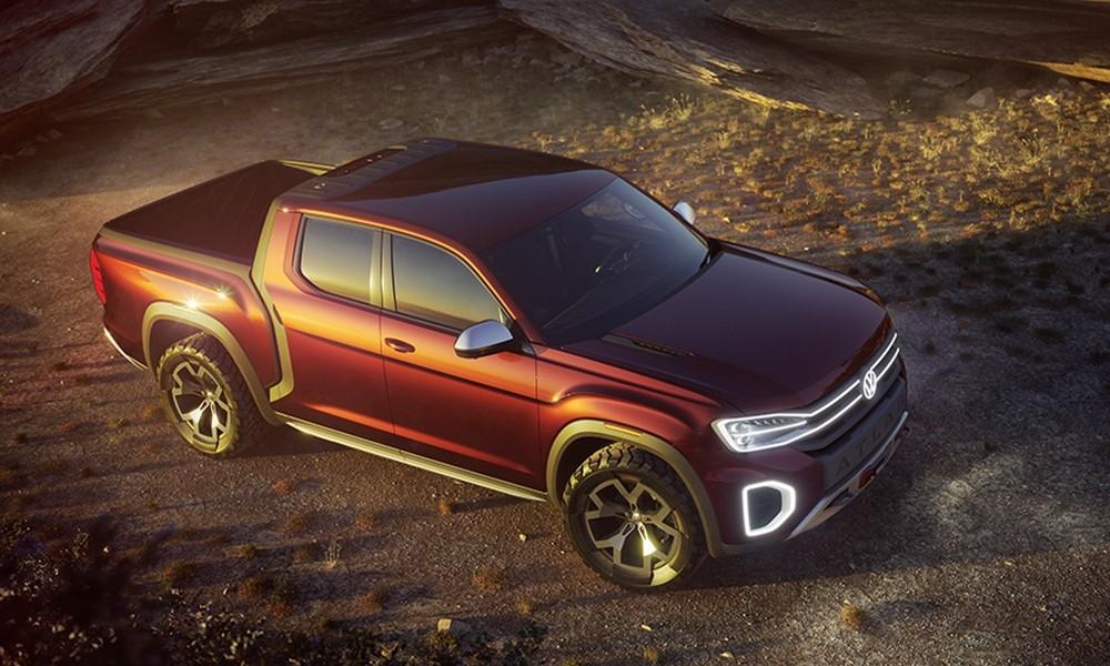 Η Volkswagen θα λανσάρει ηλεκτρικό pick-up στις ΗΠΑ