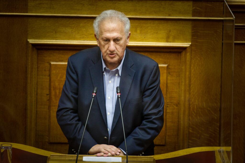 Κορωνοϊός: Θετικός ο βουλευτής του ΚΙΝΑΛ Κώστας Σκανδαλίδης