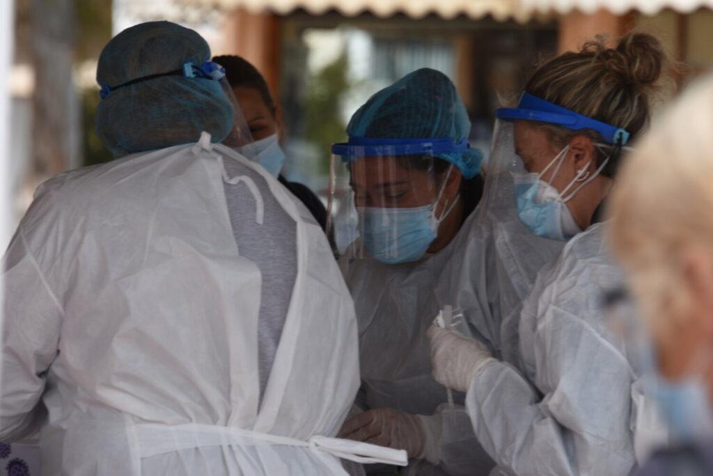 Κορωνοϊός: Πέθανε πλήρως  εμβολιασμένος και χωρίς υποκείμενα νοσήματα στη Θεσσαλονίκη