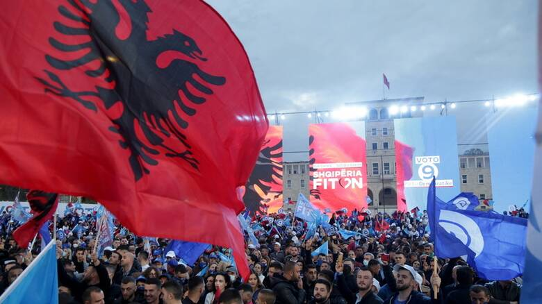 Αλβανία: Προβάδισμα για τον Έντι Ράμα στις εκλογές