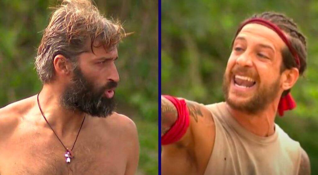 Survivor spoiler: Άγριος καβγάς Αλέξη Παππά και Ηλία Μπόγδανου – Επενέβη ο Γιώργος Λιανός