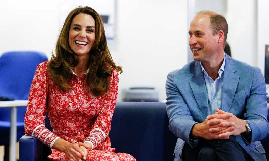 Πρίγκιπας Ουίλιαμ και Κέιτ Μίντλετον: Η πρώτη ανάρτηση μετά την κηδεία του Φίλιππου
