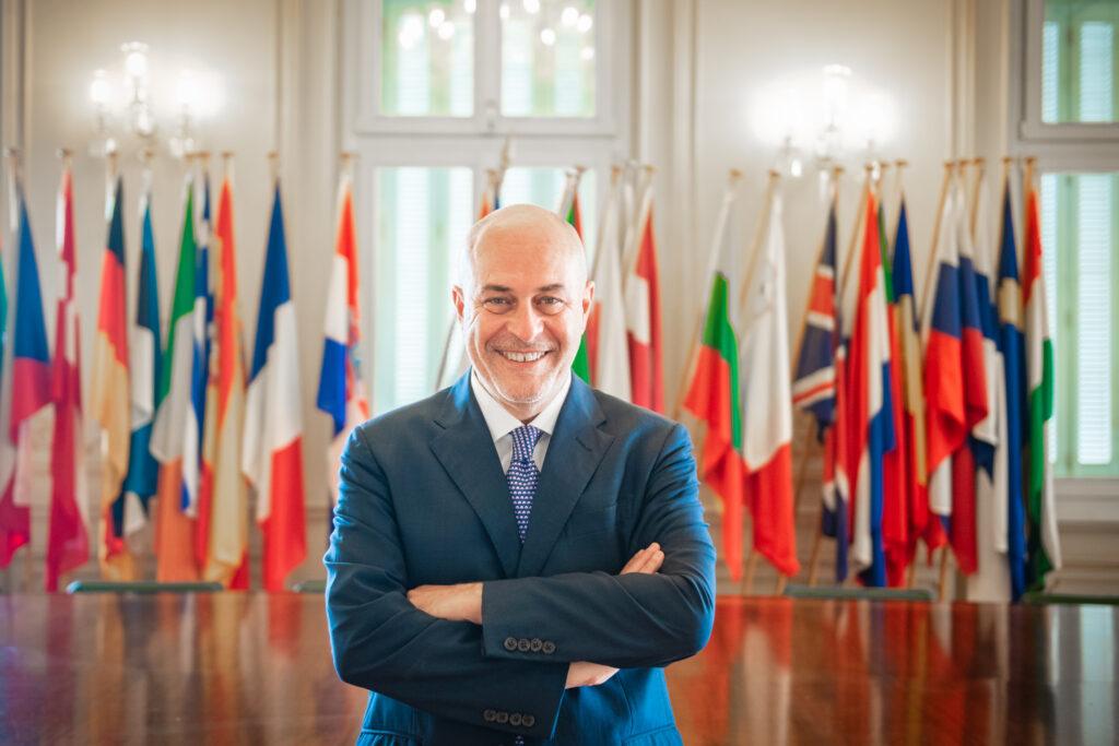 Κωνσταντίνος Τσουτσοπλίδης: «Χωρίς την Ευρωπαϊκή οικογένεια, ο κόσμος θα ήταν μικρότερος και φτωχότερος»