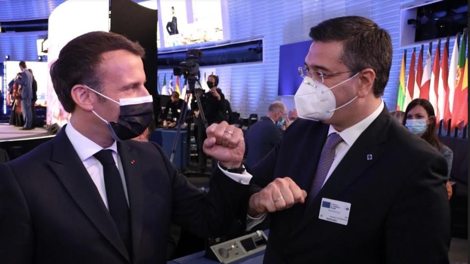 Ο Τζιτζικώστας στην εναρκτήρια εκδήλωση της Διάσκεψης για το Μέλλον της Ευρώπης