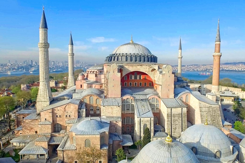 «Χαστούκι» της UNESCO σε Ερντογάν για την μετατροπή της Αγίας Σοφίας σε τζαμί