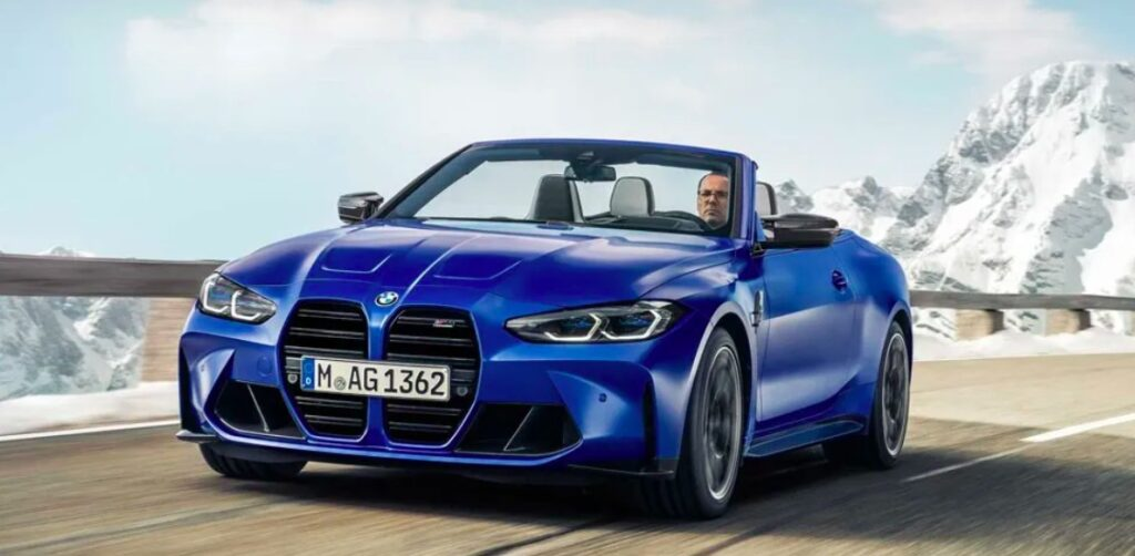Νέα BMW M4: Κάμπριο, τετρακίνητη και με 510 άλογα! (video)