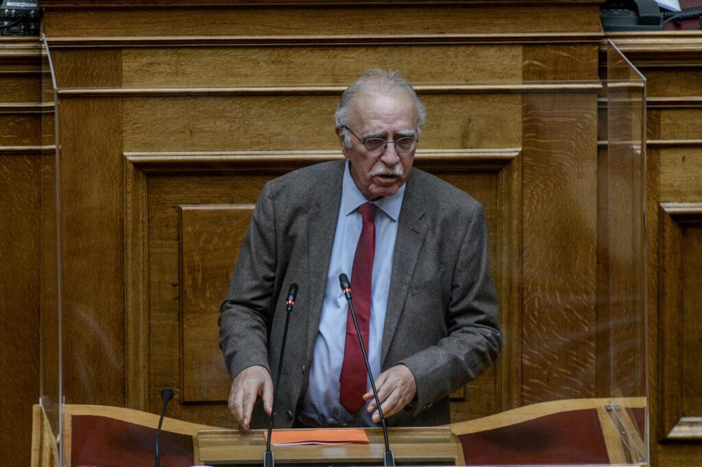 Δ. Βίτσας : Ανοικτό το ενδεχόμενο να ζητήσουμε εκλογές μετά την πανδημία.