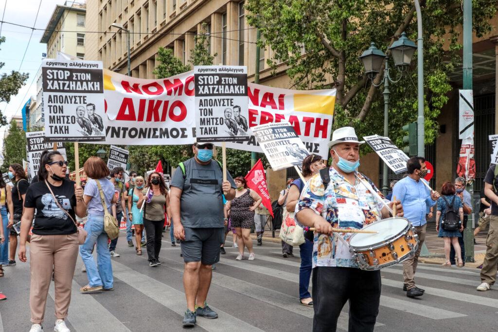 Πρωτοδικείο: Παράνομη η απεργία για εκπαιδευτικούς και μέσα μεταφοράς