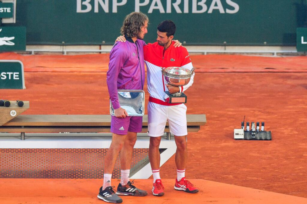 Ποια είναι τα χρηματικά έπαθλα για τους 2 μονομάχους  στο Roland Garros