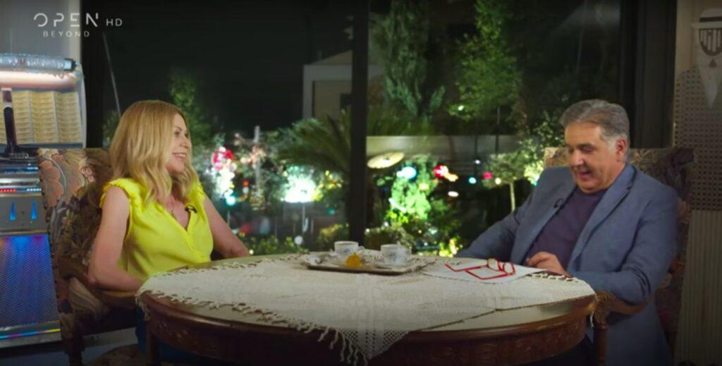 Έλλη Στάη: «Έχω περάσει σοβαρή κατάθλιψη – Έχω πληγωθεί στα νιάτα μου» (video)