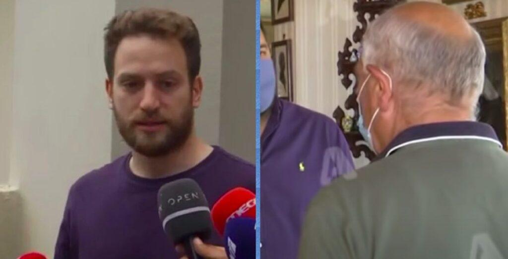 Ντοκουμέντο: Από πού εμπνεύστηκε την ιστορία με τη δήθεν ληστεία ο 32χρονος – Έστηνε το σκηνικό επί 2 ώρες και 20 λεπτά(video)