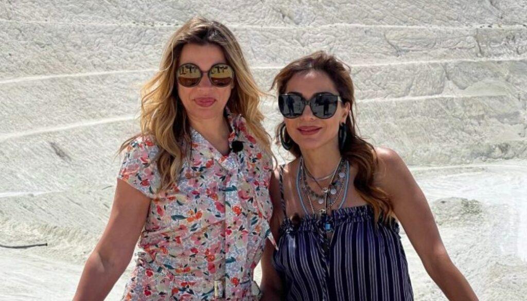 MY GREECE: Στην Μήλο και την Κίμωλο με την Έρρικα Πρεζεράκου