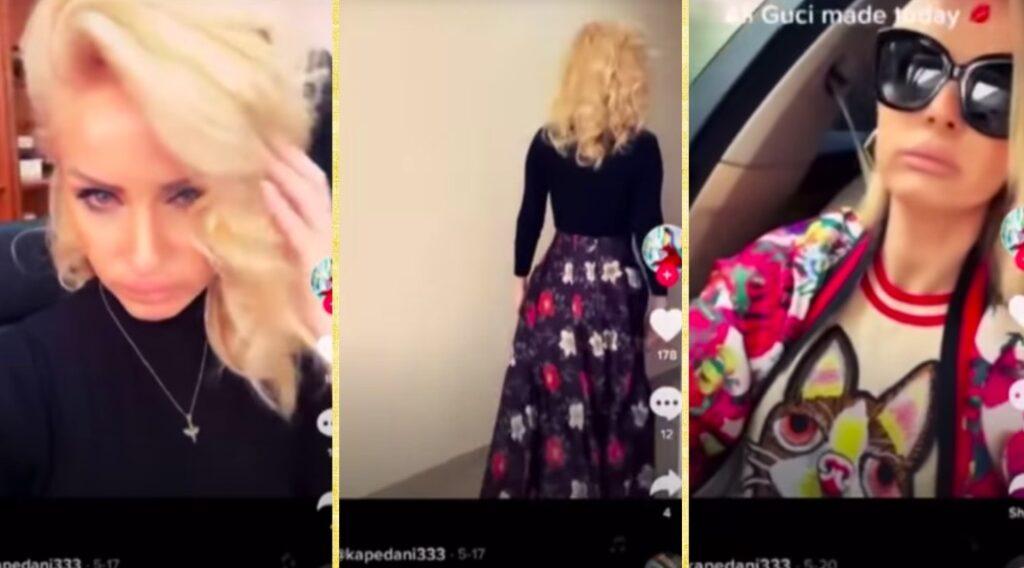 Δείτε την Αλβανίδα πρόεδρο δικαστηρίου που έχει προκαλέσει σάλο με τα προκλητικά της βίντεο!