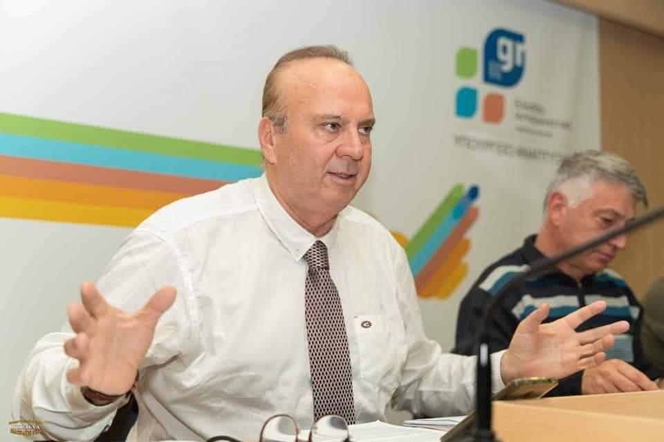 Σταύρος Μελάς: «Οι λαϊκές αγορές δεν μπορούν να παραμείνουν αγκυλωμένες στο χθες και τη συνεχόμενη παρακμή»