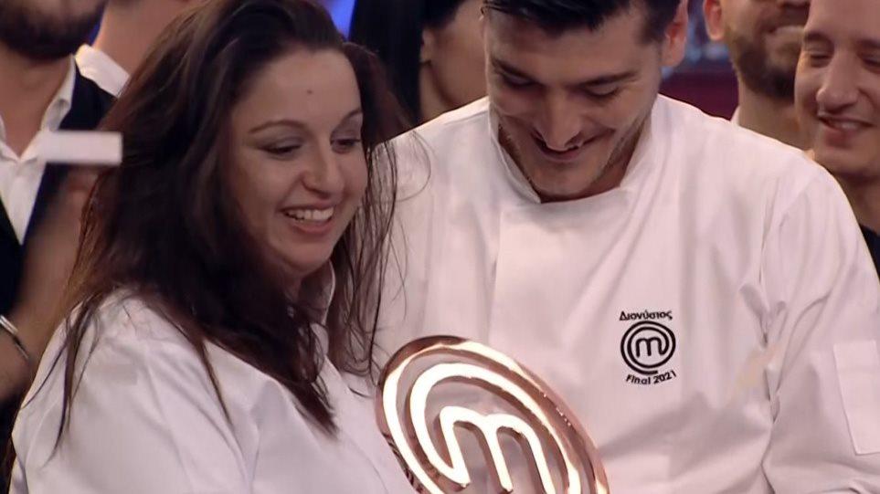Νικήτρια η Μαργαρίτα! Η πρώτη Ελληνίδα Masterchef (video)