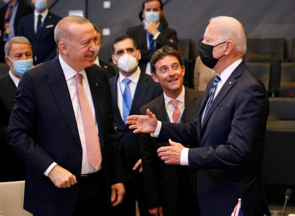 Ερντογάν για τους S-400: Είπα στον Μπάιντεν πως η θέση μας παραμένει αμετάβλητη