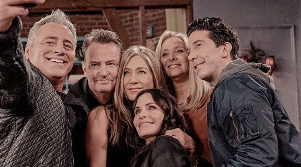 Friends Reunion: H συγκίνηση στο Twitter για το επετειακό επεισόδιο της σειράς