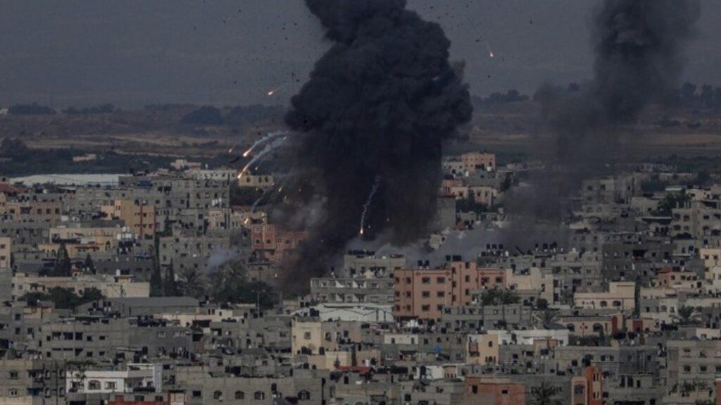 Νέα αεροπορικά πλήγματα του Ισραήλ στη Γάζα – Καταπατήθηκε η κατάπαυση πυρός