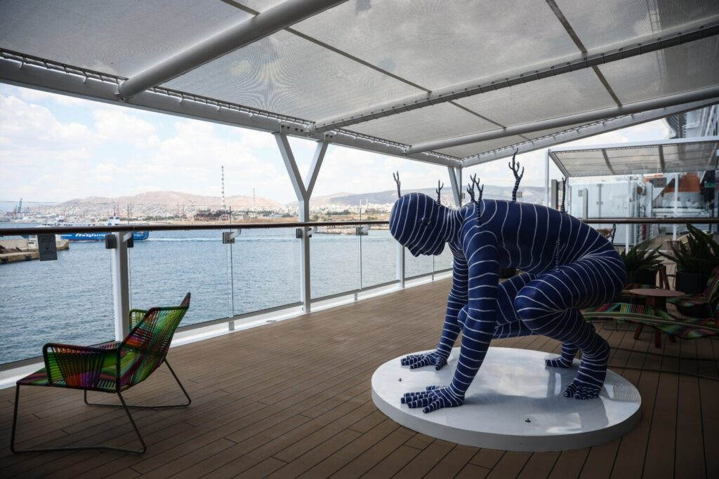 Θεοχάρης:  H Ελλάδα «λιμάνι προορισμού» στις διεθνείς κρουαζιέρες