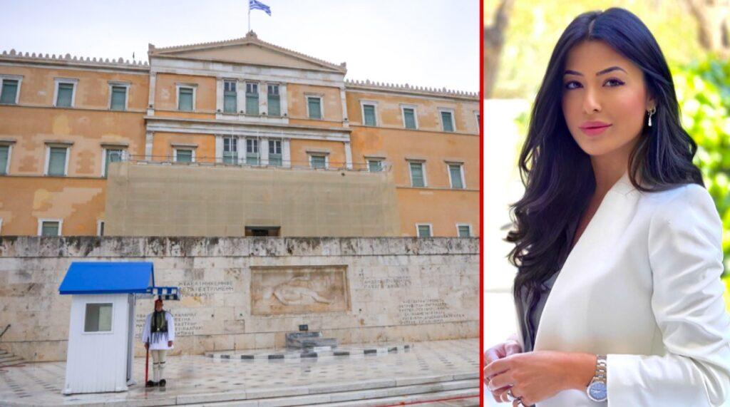 """Λατινοπούλου: Την """"έκραξαν""""ακόμα και στη Βουλή για τις ραγάδες και τις τριχωτές μασχάλες"""