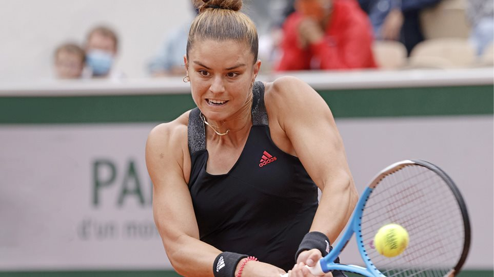 Roland Garros: Εκπληκτική η Σάκκαρη – Προκρίθηκε στους 8