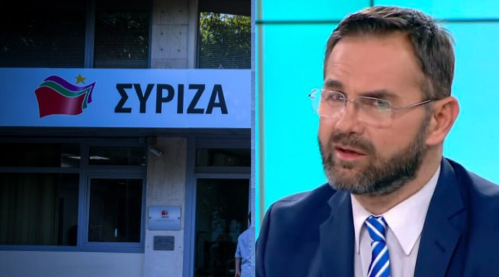 ΣΥΡΙΖΑ κατά Μπαλάσκα: «Έδωσε οδηγίες σε επίδοξους γυναικοκτόνους πώς να τη γλιτώσουν με 4-5 χρόνια» (video)