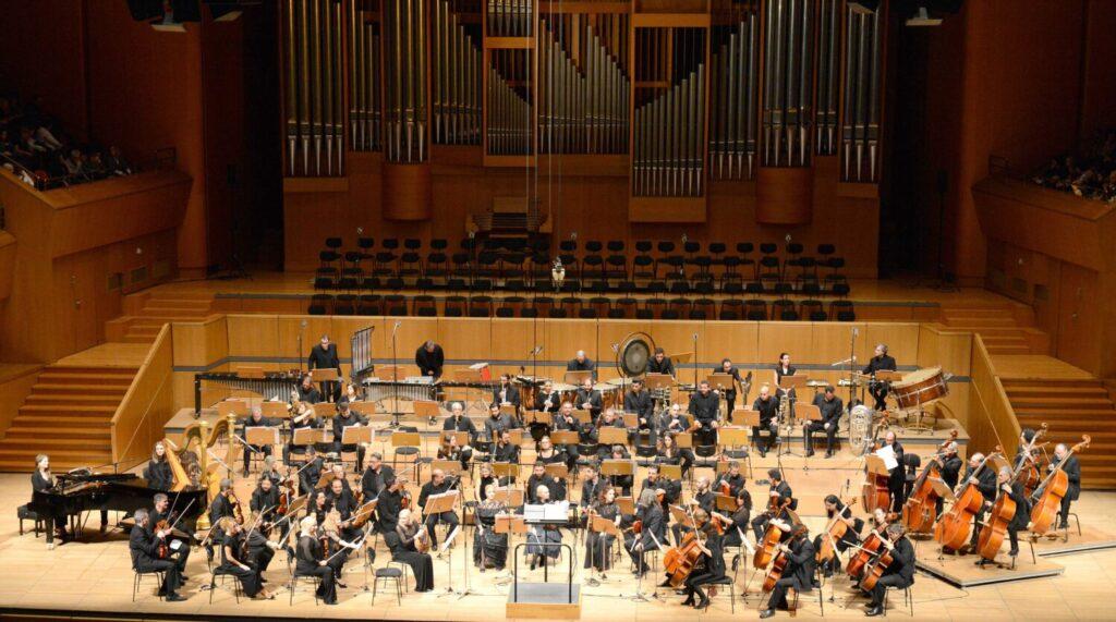 Η Εθνική Συμφωνική Ορχήστρα της ΕΡΤ παρουσιάζει το εμβληματικό έργο «Ύμνος εις την Ελευθερίαν» στην Αγία Λαύρα Καλαβρύτων