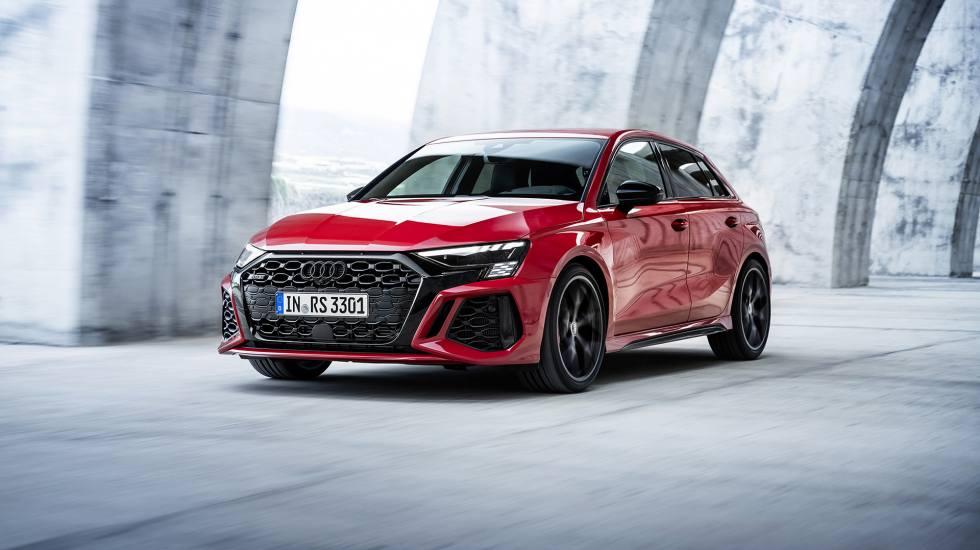 Επίσημο: Audi RS 3 Sportback και Sedan