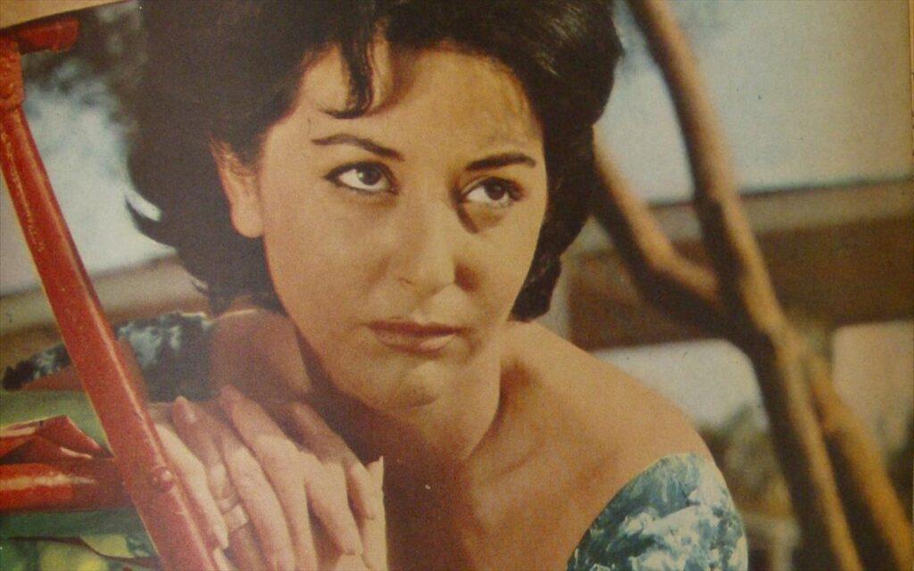 Γκέλυ Μαυροπούλου: Έφυγε από τη ζωή η μεγάλη κυρία του ελληνικού κινηματογράφου