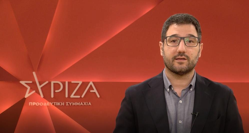 Ηλιόπουλος: Να αλλάξει το επικίνδυνο πρωτόκολλο αναστολής του 50%+1 στα σχολεία
